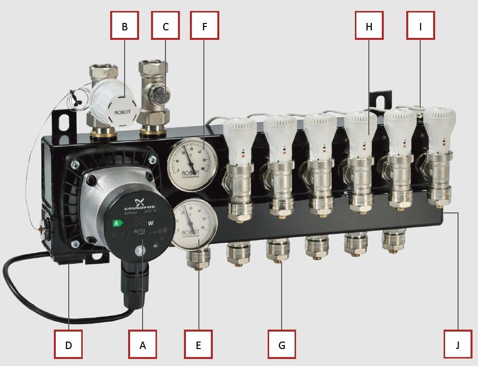 Hydrauliek ventiel afstellen